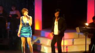 These Dreams by Nina & Arnel Pineda in Nina the soul siren concert (Music Museum) - March 6, 2010