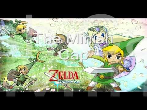 The Legend Of Zelda- All File Select Themes