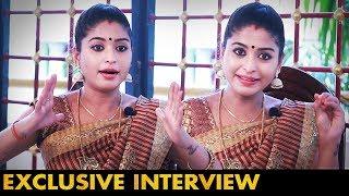 சந்திரா-வை  எப்படியாச்சும் கொல்லனும் | Actress Nagashree Interview | Chandralekha Serial Lekha