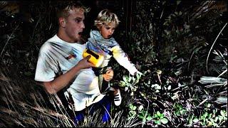 JAKE PAUL Helps TYDUS Catch The BIKE THIEF!