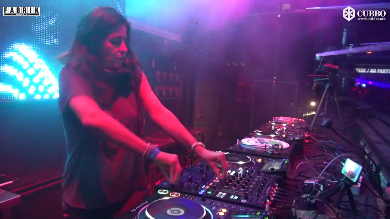 Misstress Barbara - Live @ Fabrik Madrid 15th bday 2018
