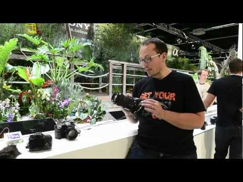 Sony Alpha A99 - hands on