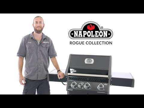 Napoleon Rogue Gas Grill Overview