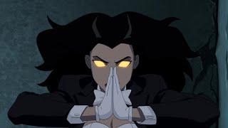 Zatanna - All Spells & Fight Scenes (Young Justice S1-S3)