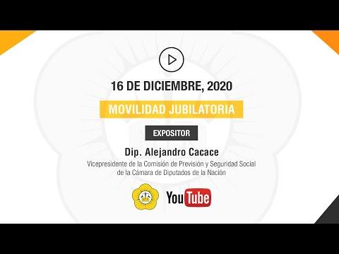 MOVILIDAD JUBILATORIA - 16 de Diciembre 2020