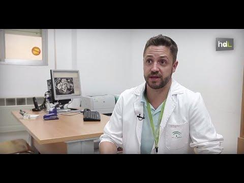 David Martín, un urólogo en el foco nacional