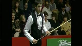 1990 young 14 year old Ronnie O'sullivan - first tv appearance