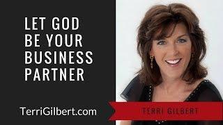 Let God be your Business Partner