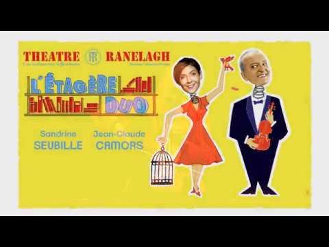 Bande-Annonce du spectacle L'étagère Duo au Théâtre le Ranelagh !