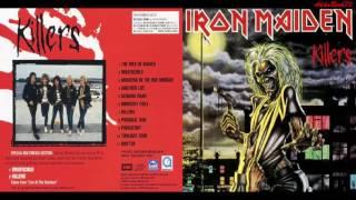 Iron Maiden - Wrathchild (Killers, Remastered)