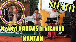 """NEKAT NYANYI """"KANDAS"""" DI NIKAHAN MANTAN"""