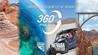 Experience Nevada Beyond the Neon in 360°