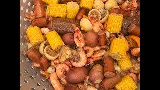 How To Boil Perfect Gulf Shrimp ~ Boil Boss Review ~ Shrimp Recipe