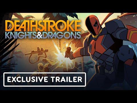 《喪鐘:騎士與魔龍》R 級動畫電影預告霸氣上線!準備好跟著最強傭兵來一趟浴血大戰了嗎?