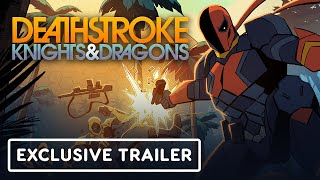 Deathstroke Knights & Dragons: The Movie - Exclusive Official Trailer (2020)