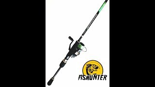 Salmo aggressor travel spin 20 2.40