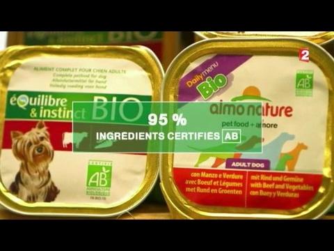 Faune - La mode des aliments bio pour les animaux