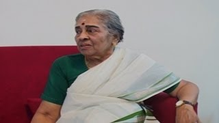 Dr. Leela Omchery about Chattu pattu or Kani Pattu, Interview Part 3