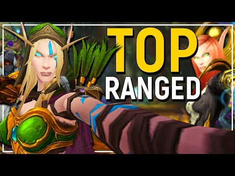 WHO WINS? Top Ranged Specs Roundup & Class Picks - WoW Legion Patch 7.3.5