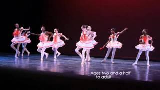30 Second Spot - Conservatory of Dance