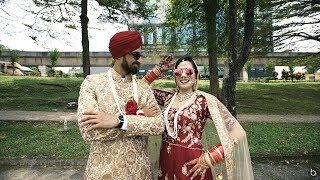 Gud Naal Ishq Mitha | Wedding Lip Dub | 4K | #GulTessKiShaadi