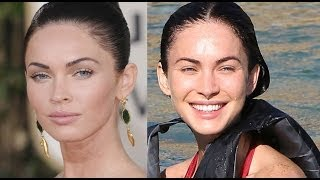 Celebrity Without Makeup | 2014