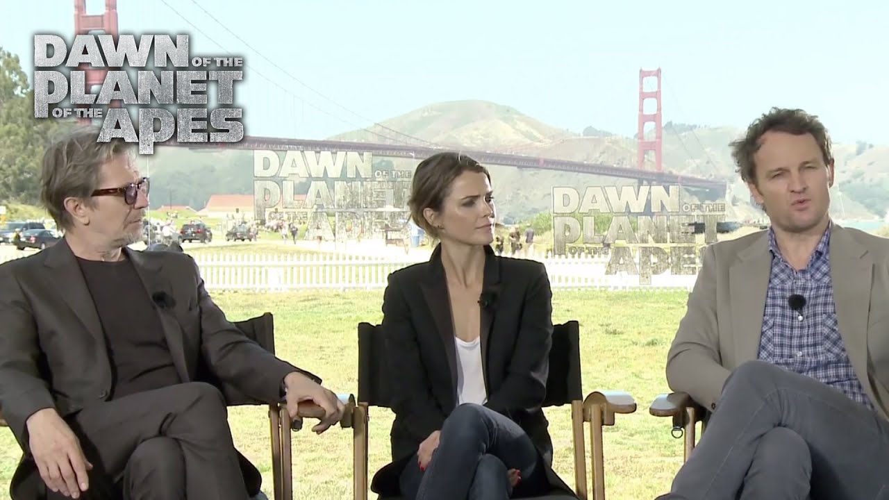 Dawn of the Planet of the Apes - Matt Reeves' Storytelling