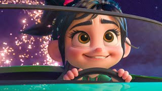 Slaughter Race Song Scene - WRECK-IT RALPH 2 (2018) Movie Clip