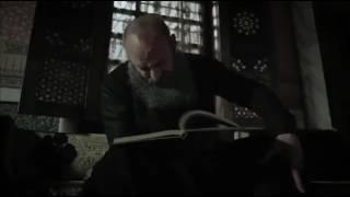 Султан Сулейман при казни шехзаде Баязида(печальный момент)ВВ