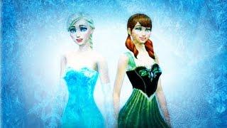 Frozen - S01E01 (Sims 4 Series)