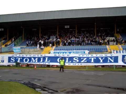 Stomil Olsztyn - Resovia Rzeszów 7.11.2009