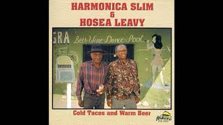 Harmonica Slim  Hosea Leavy - Hosea's Boogie