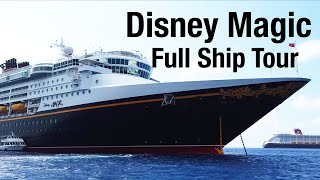 Disney Magic Tour And Review - Disney Cruise Line