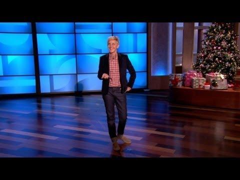Did You See, 'Homeland'? The Ellen Degeneres Show