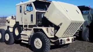 Oshkosh M1070 HET 8x8 Tractor Truck On GovLiquidation.com