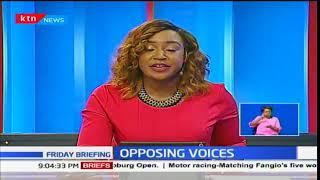 NRM insist swearing in is still on as COTU Sec Gen Atwoli talks to Raila Odinga: Friday Briefing