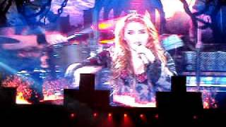 Gypsy Heart Tour à Asuncion - Obsessed Performance - 10/05/11