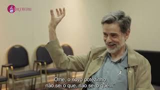 Dança Materna entrevista Carlos González - 1ª Parte