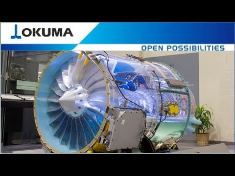 Okuma Aerospace Center of Excellence