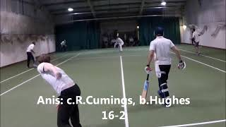 Surrey Men's Indoor League Quarter-Finals Draw