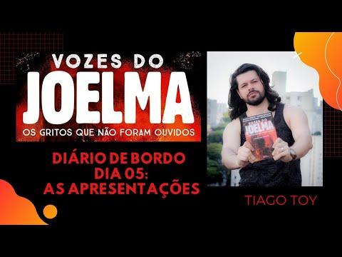 VOZES DO JOELMA DIA 05: APRESENTAÇÃO DE TIAGO TOY   ANA CLAUDIA DE ANGELO