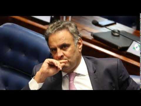 Não há transmissão ao vivo em vídeo - STF decide se senador tucano Aécio Neves vira réu.