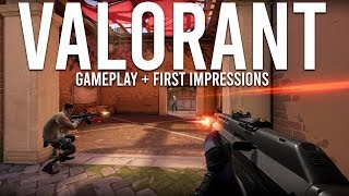 Valorant Gameplay and First Impressions - Download this Video in MP3, M4A, WEBM, MP4, 3GP