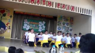 Interpretative Dance 4th Year (SBNHS)