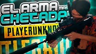 ¡LA GBZ95 DESTROZA BRUTAL! ¡NUEVO ARMA!   PLAYERUNKNOWN