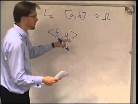 Finite element method course lecture -1: function spaces - YouTube