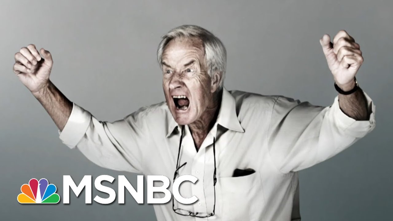 TV's Chuck Todd Advertises Safe Haven For Retiring Senators | MTP Daily | MSNBC thumbnail