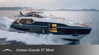 Azimut Grande 27 METRI