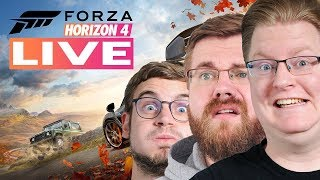 Forza Horizon 4 - Review-Version Live PC Multiplayer Gameplay