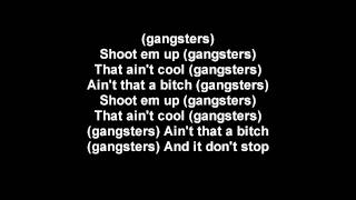 Too Short - So You Wanna Be A Gangsta - LYRICS